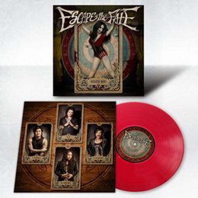 Escape The Fate HATE ME Vinyl Record