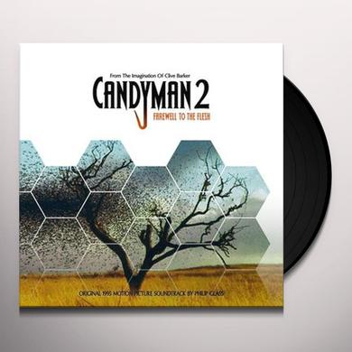 Philip Glass CANDYMAN II / O.S.T. Vinyl Record - Black Vinyl, Gatefold Sleeve, Limited Edition, Deluxe Edition