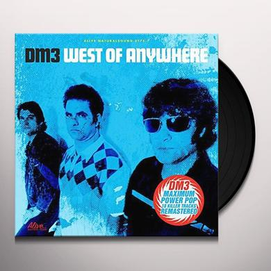 Dm3 WEST OF ANYWHERE Vinyl Record