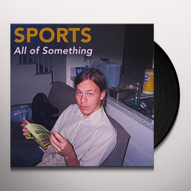 Sports ALL OF SOMETHING Vinyl Record - Digital Download Included