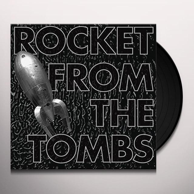 Rocket From The Tombs BLACK RECORD Vinyl Record