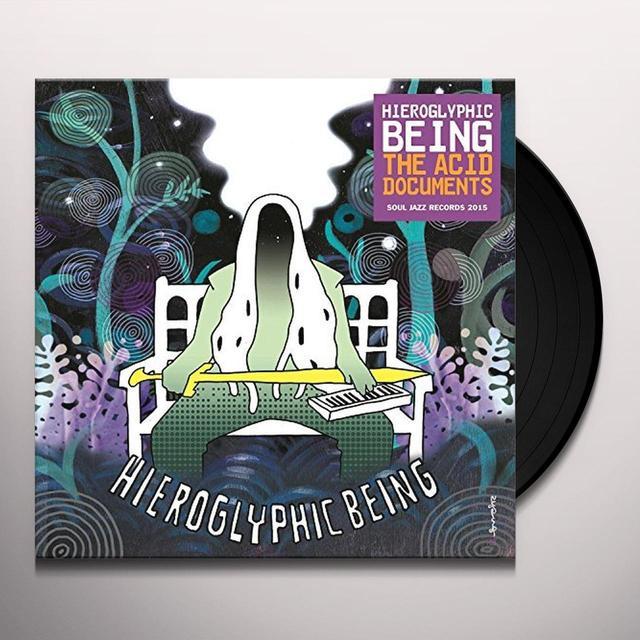 Hieroglyphic Being ACID DOCUMENTS Vinyl Record