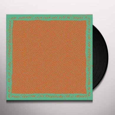 USA NAILS NO PLEASURE Vinyl Record
