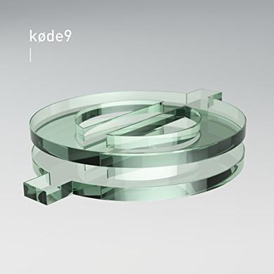 Kode9 NOTHING CD