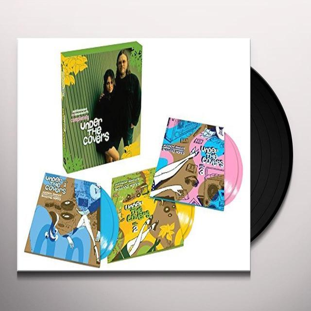 Matthew Sweet & Susanna Hoffs COMPLETELY UNDER THE COVERS (BOX) Vinyl Record - UK Import