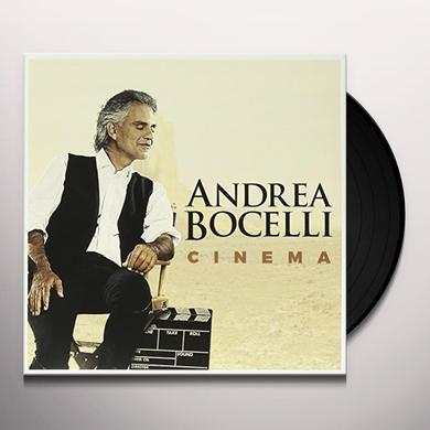 CINEMA / O.S.T. (ITA) CINEMA / O.S.T. Vinyl Record - Italy Import