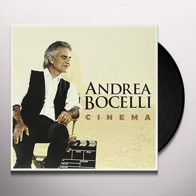 CINEMA / O.S.T. (ITA) CINEMA / O.S.T. Vinyl Record