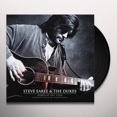 Steve Earle DOWN AT THE CLUB -DELUXE Vinyl Record - Deluxe Edition, Portugal Import