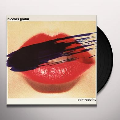 Nicolas Godin CONTREPOINT -LP+CD Vinyl Record