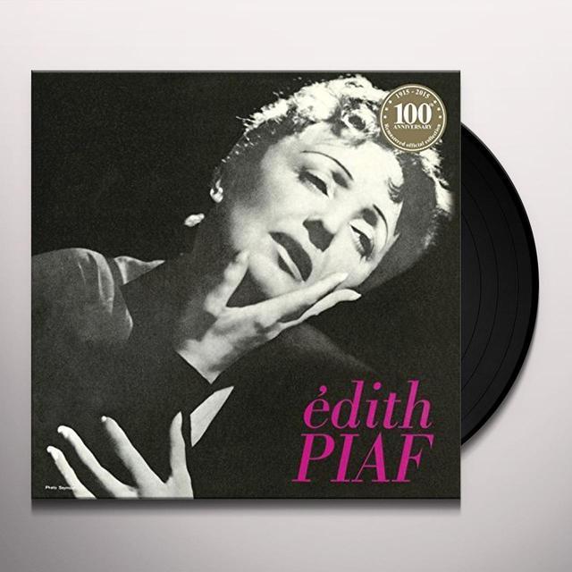 Édith Piaf LES AMANTS DE TERUEL (LTD.ED.) Vinyl Record