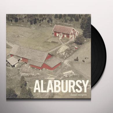 Daniel Norgren ALABURSY Vinyl Record