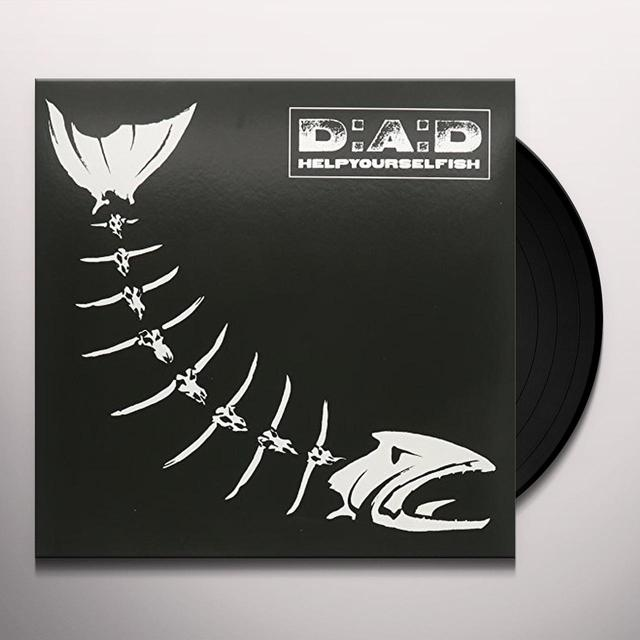 D.A.D. HELPYOURSELFISH Vinyl Record