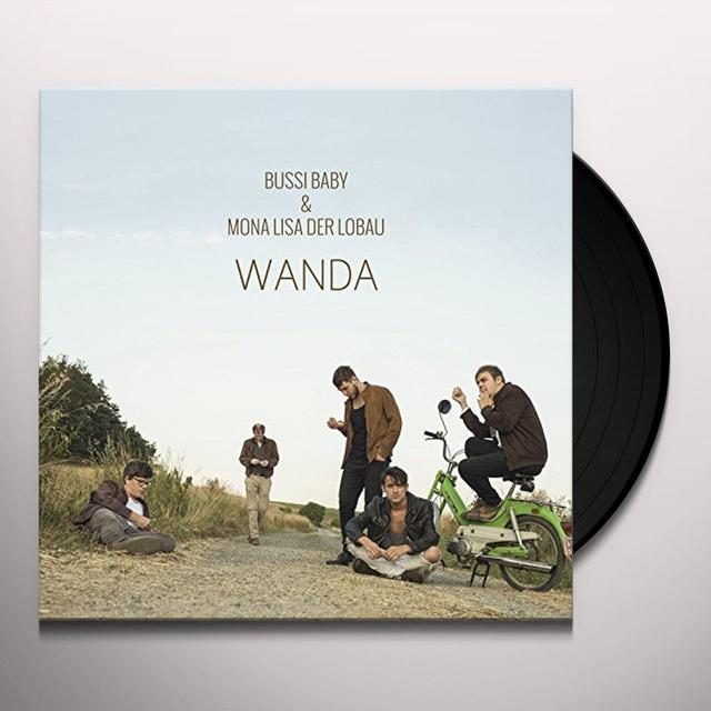 Wanda 7-BUSSI BABY Vinyl Record - Portugal Import