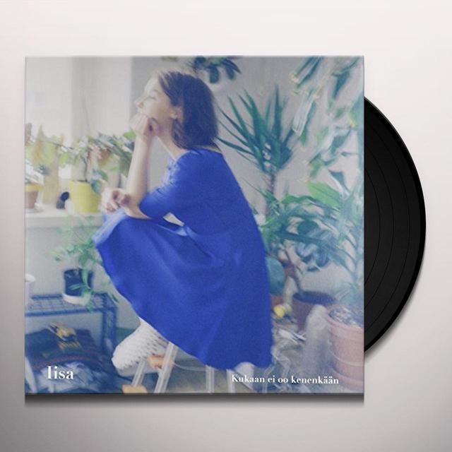 Iisa KUKAAN EI OO KENENKAAN Vinyl Record