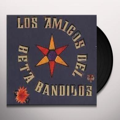 LOS AMIGOS DEL BETA BANDADOS Vinyl Record - Portugal Import