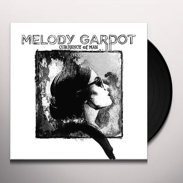 Melody Gardot CURRENCY OF MAN-ARTIST CUT Vinyl Record - Portugal Import