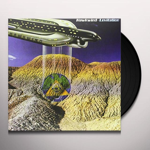 Levitation HAWKWIND Vinyl Record - Portugal Release