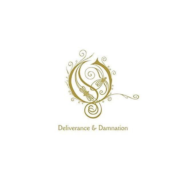 Opeth DAMNATION/DELIVERANCE Vinyl Record