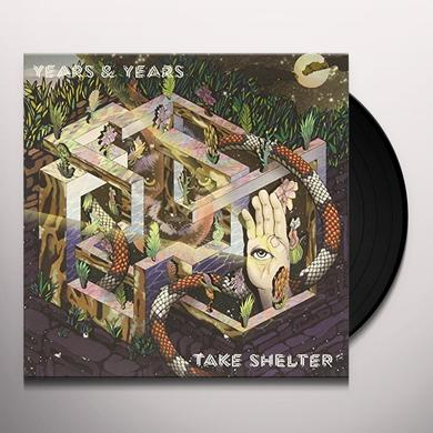 Years & Years TAKE SHELTER Vinyl Record - Portugal Import