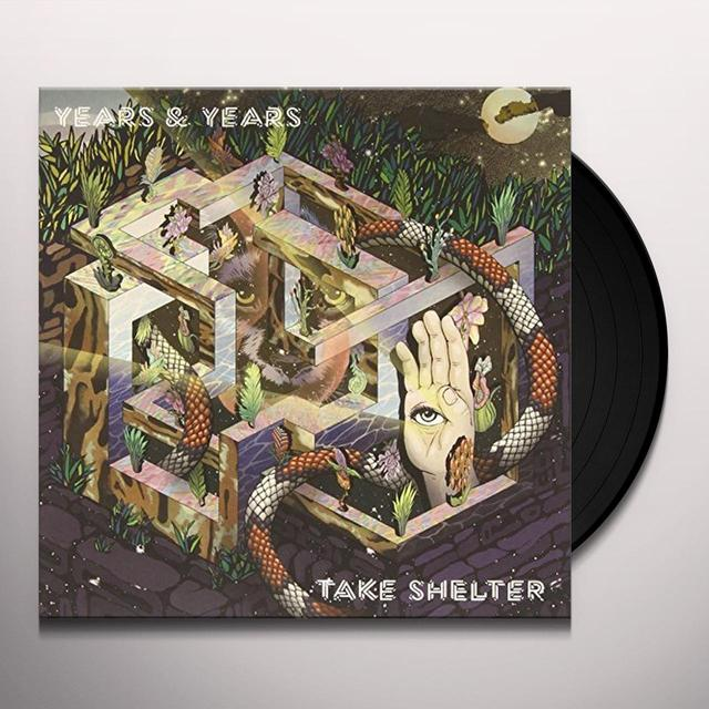 Years & Years TAKE SHELTER Vinyl Record