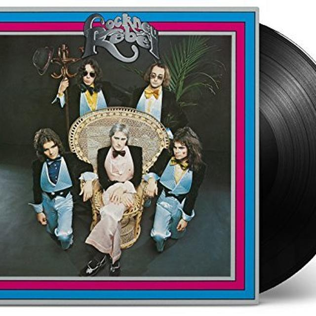 COCNEY REBEL HUMAN MENAGERIE Vinyl Record