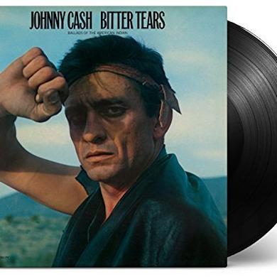Johnny Cash BITTER TEARS Vinyl Record
