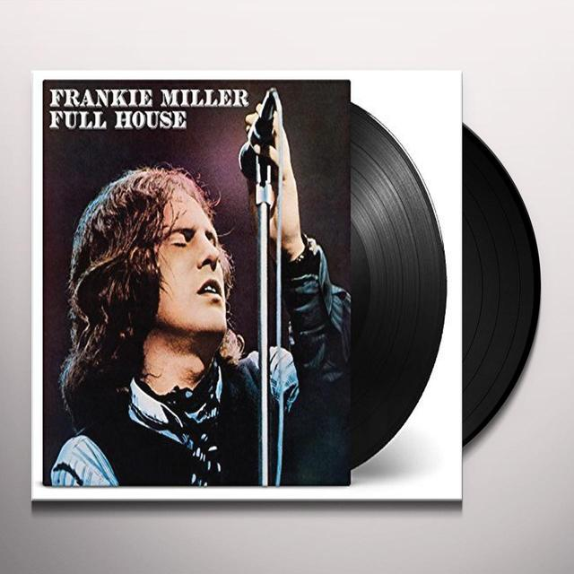 Frankie Miller FULL HOUSE Vinyl Record