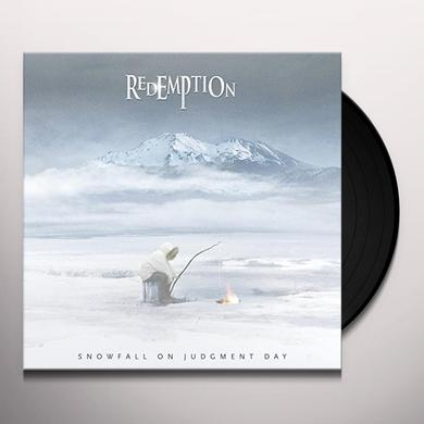 Redemption SNOWFALL ON JUDGEMENT DAY Vinyl Record - UK Import