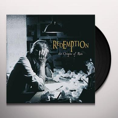 Redemption ORIGINS OF RUIN Vinyl Record - UK Import