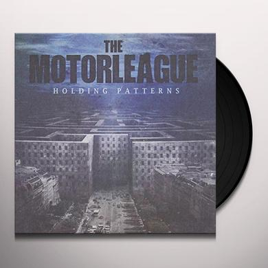 Motorleague HOLDING PATTERNS Vinyl Record - Canada Import
