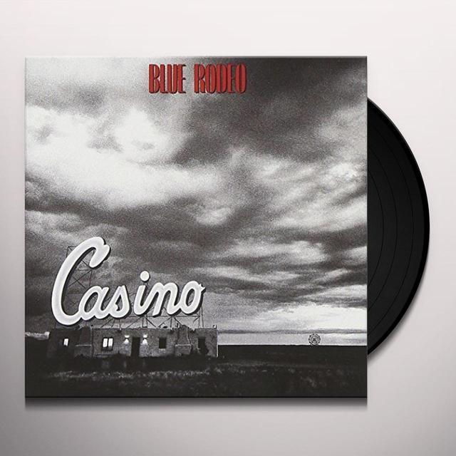 Blue Rodeo CASINO Vinyl Record - Canada Import