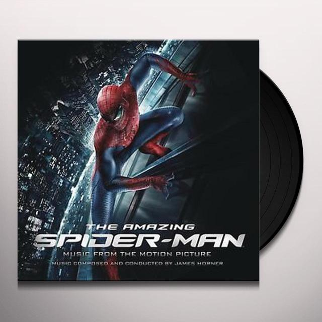 AMAZING SPIDER-MAN (HAST) / O.S.T. (CAN) AMAZING SPIDER-MAN (HAST) / O.S.T. Vinyl Record