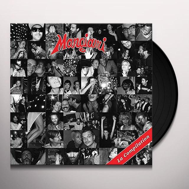 MANGIAMI - LA COMPILATION / VARIOUS Vinyl Record