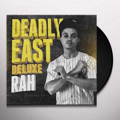Rah DEADLY EAST DELUXE Vinyl Record