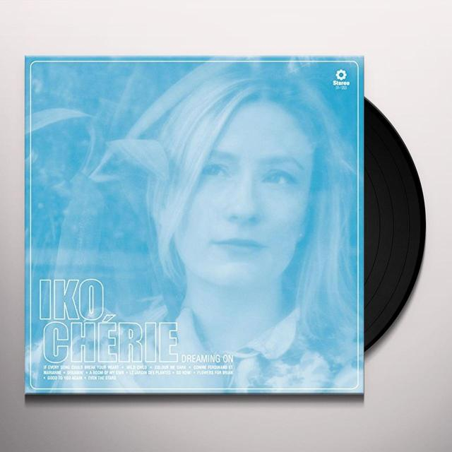 IKO CHERIE DREAMING ON Vinyl Record - Limited Edition, Digital Download Included