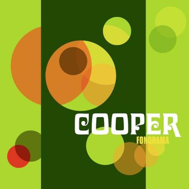 Cooper FONORAMA (15TH ANNIVERSARY SPECIAL REISSUE) Vinyl Record