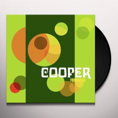 Cooper FONORAMA (15TH ANNIVERSARY SPECIAL REISSUE) Vinyl Record - Limited Edition