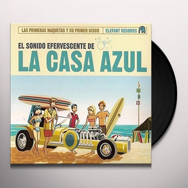 EL SONIDO EFERVESCENTE DE LA CASA AZUL (15TH ANNIV Vinyl Record