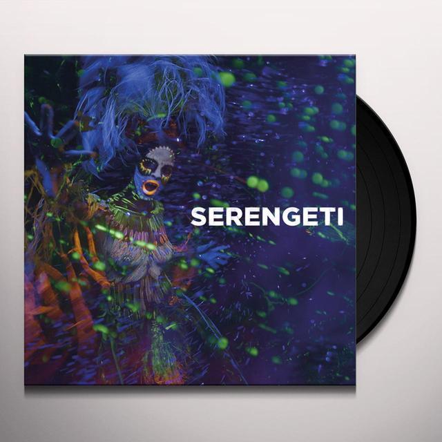 PRESIDENT BONGO SERENGETI Vinyl Record