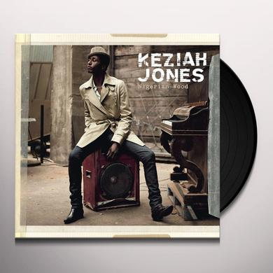 Keziah Jones NIGERIAN WOOD Vinyl Record