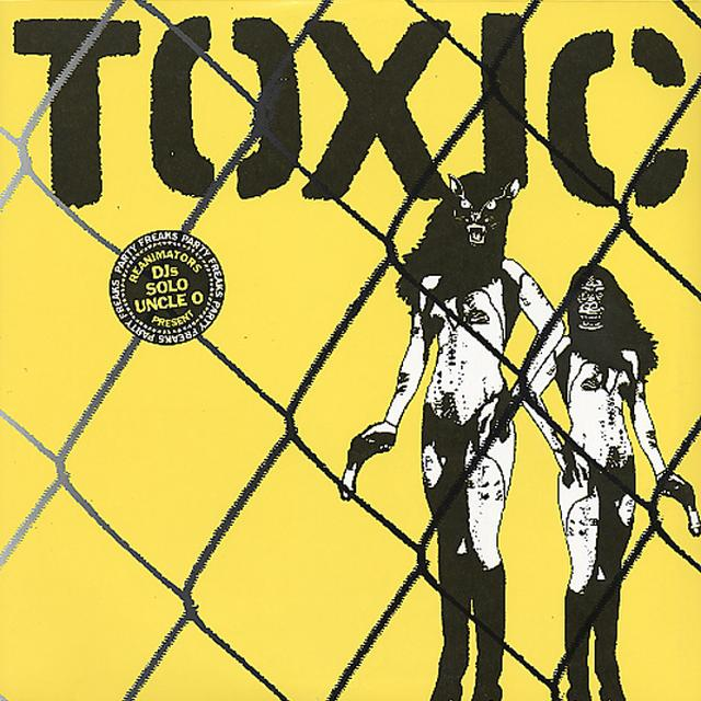 TOXIC / VARIOUS (W/CD) TOXIC / VARIOUS Vinyl Record