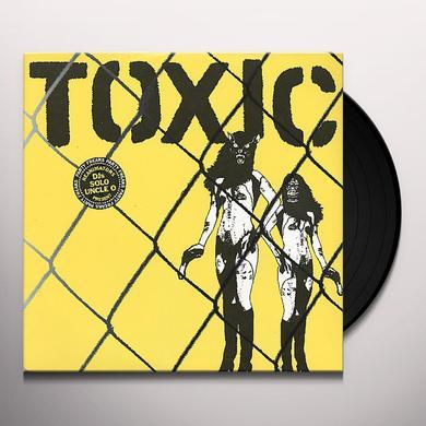 TOXIC / VARIOUS (W/CD) TOXIC / VARIOUS Vinyl Record - w/CD