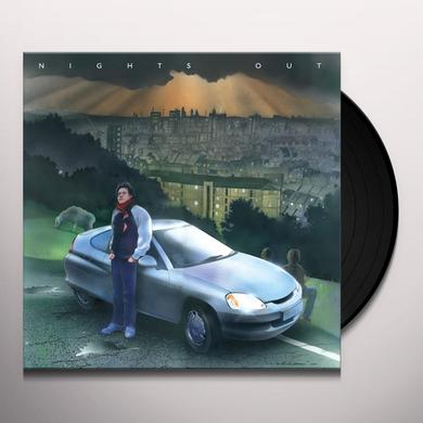Metronomy NIGHTS OUT Vinyl Record - w/CD, Limited Edition