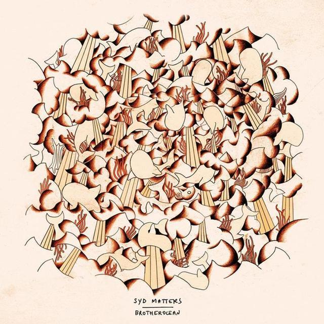 Syd Matters BROTHEROCEAN Vinyl Record - w/CD