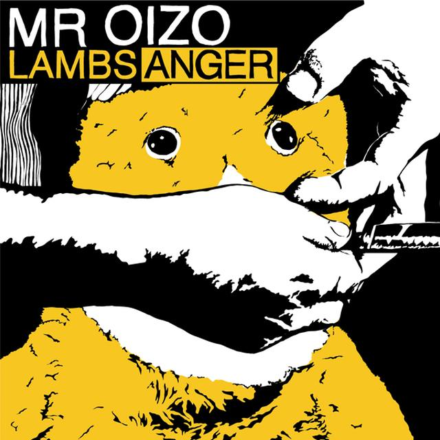 Mr. Oizo LAMBS ANGER Vinyl Record