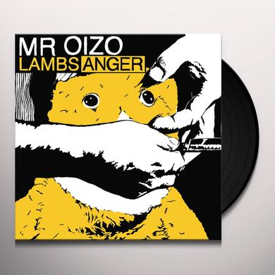 Mr. Oizo LAMBS ANGER Vinyl Record - w/CD, Gatefold Sleeve