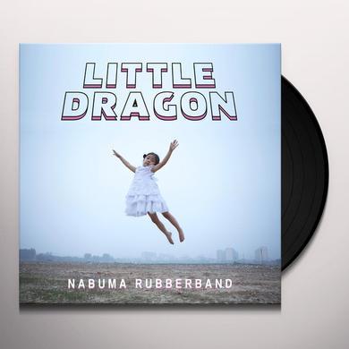 Little Dragon NABUMA RUBBERBAND Vinyl Record - w/CD