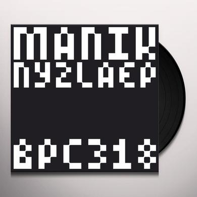 Manik NY2LA EP (EP) Vinyl Record