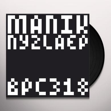 Manik NY2LA EP Vinyl Record