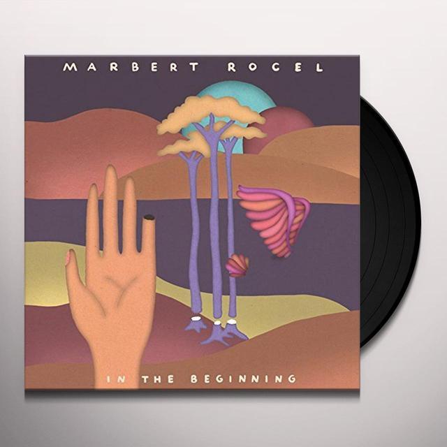 Marbert Rocel IN THE BEGINNING Vinyl Record